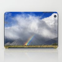 Rainbow iPad Case