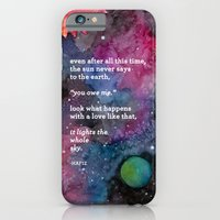 the sun never says iPhone 6 Slim Case