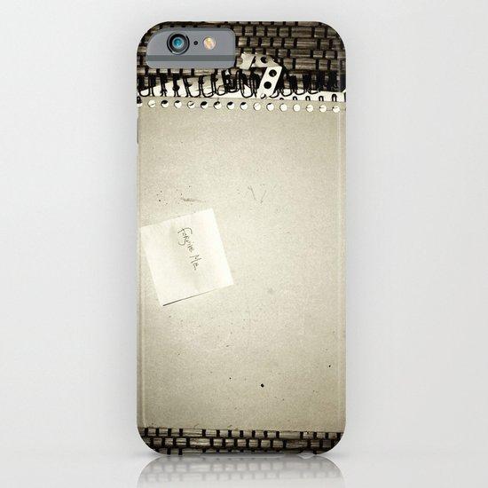 Forgive me iPhone & iPod Case