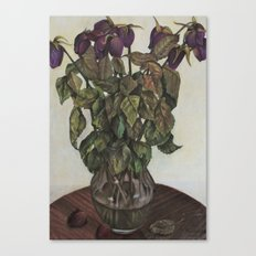 Leaves of Life Canvas Print