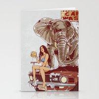 Car Wash Stationery Cards