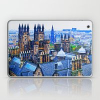 Edinburgh Rooftops  Laptop & iPad Skin