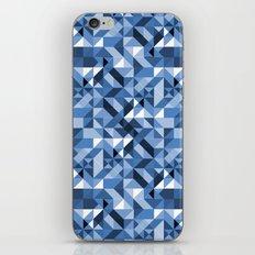 Aztec Geometric V iPhone & iPod Skin