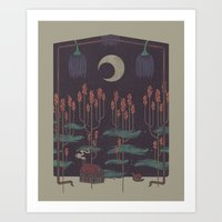Vacation Home Art Print