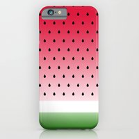 Juicy Watermelon iPhone 6 Slim Case