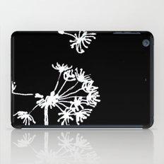 Dandelion 2 Drawing iPad Case