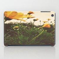 Post-Rain Yellows iPad Case