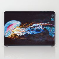 Nebula Jellyfish iPad Case