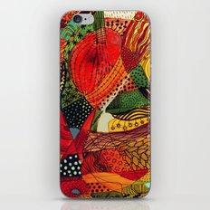 le coeur iPhone & iPod Skin