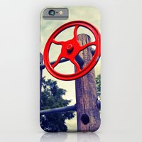 Captain's wheel iPhone 6 Slim Case