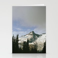 Mountain Snow Stationery Cards