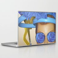 Submision 101 - Artifici… Laptop & iPad Skin