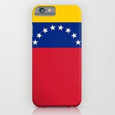 National flag of  Venezuela - Authentic version Slim Case iPhone 6s