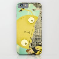 iPhone & iPod Case featuring this island earth by Pope Saint Victor