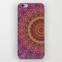 Mandala Imagining Marrak… iPhone & iPod Skin