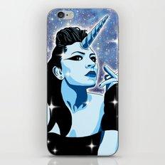 Ladycorn iPhone & iPod Skin