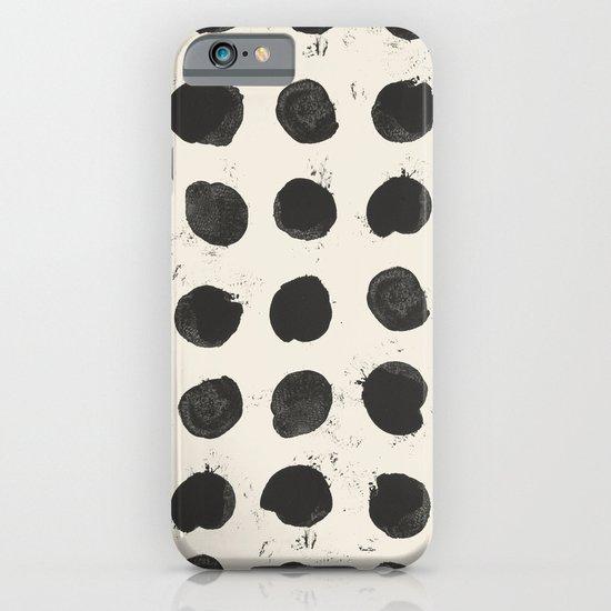 Two / Cream iPhone & iPod Case