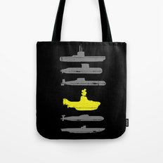 Know Your Submarines Tote Bag
