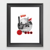 You Can Quote Me - Margr… Framed Art Print
