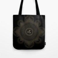 Mandala II Tote Bag
