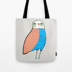 The Owl. Tote Bag