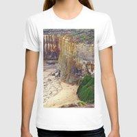 T-shirt featuring Cliff Hanger by Chris' Landscape Images & Designs