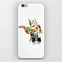 Boba Fett Print iPhone & iPod Skin