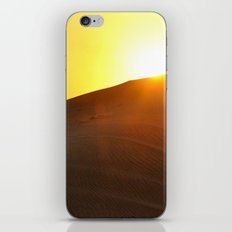 Sunset Desert iPhone & iPod Skin