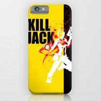 KILL JACK - SIREN iPhone 6 Slim Case