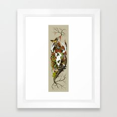 Nature Thrives Framed Art Print