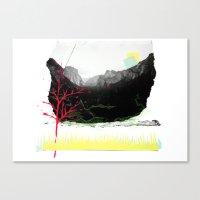 2063 – Vacancy Canvas Print