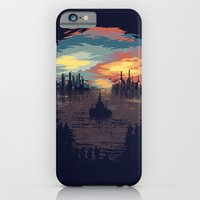 iPhone & iPod Case featuring Ready for Battle by dan elijah g. fajardo