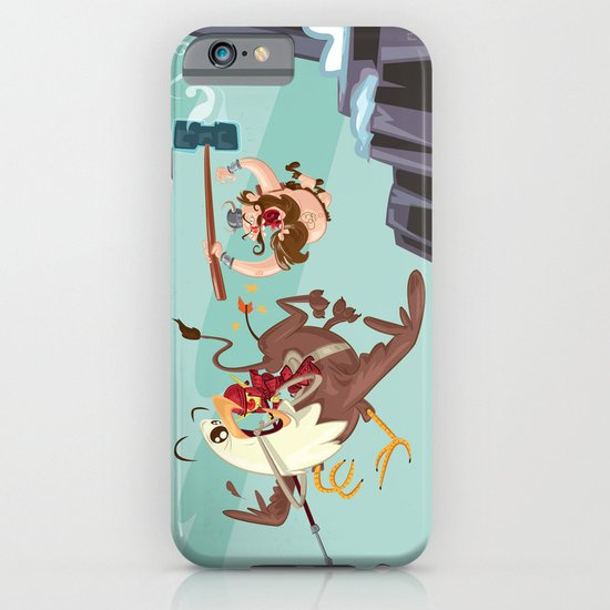 Braun Bloodstone and the Griffin iPhone & iPod Case