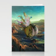 Stationery Cards featuring Dua:Talum by Archan Nair