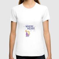 princess T-shirts featuring Princess by marta morselli