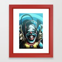 Fool: The Original Framed Art Print