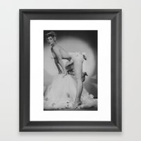Iconic Images: Irma The … Framed Art Print