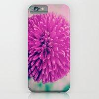 Round Pink iPhone 6 Slim Case