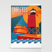 Charlevoix The Beautiful Stationery Cards