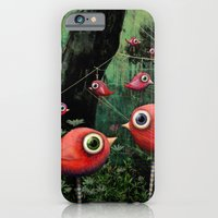 iPhone & iPod Case featuring Ripe for the Picking by Fizzyjinks