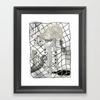 Lo, Warriors, Saints, and Sages Framed Art Print