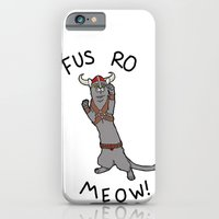 Fus Ro MEOW! iPhone 6 Slim Case