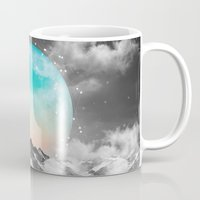 It Seemed To Chase the Darkness Away (Guardian Moon) Mug