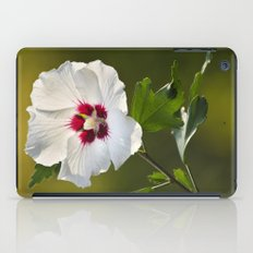 Rose of Sharon Flower iPad Case