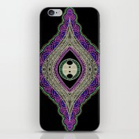 crypt iPhone & iPod Skin
