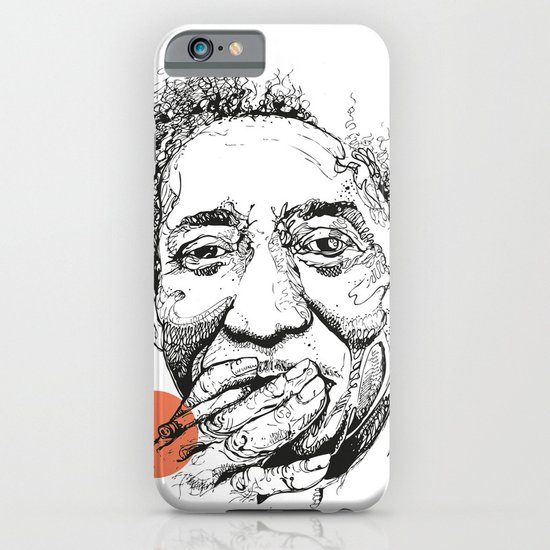 Muddy Waters - Get your mojo! iPhone & iPod Case