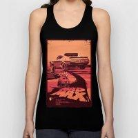 Mad Max Unisex Tank Top