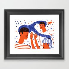 Intertwined 1 Framed Art Print