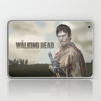 The Walking Dead Laptop & iPad Skin