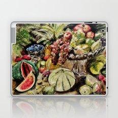 CRAYON LOVE - Fruit Laptop & iPad Skin